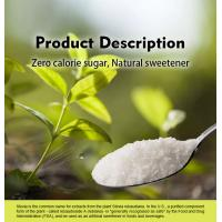 Chinese Supplier Stevia Extract Blends with Inulin Alternative for Sugar