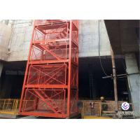 China Safe Construction Stair Tower Any Color For Highways Railways Bridges for sale