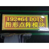 Quality Dot Matrix Lcd Display Module For Industrial Application 192x64 Dots for sale
