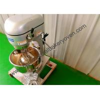 Quality Electric Professional Bread Dough Mixer 3 Level Speed 1 Phase for sale