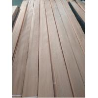 Quality CHEAP Tiger Flake Red Oak Natural Wood Veneer in 0.5mm thickness for sale