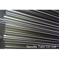 China Inconel 625 Uns N06625 High Temperature Nickel Alloy Tube Astm B446 Astm B443 on sale