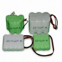 China High Capacity Military Designated NiMH/NiCd Battery Pack for Emergency Lights and Power Tools on sale