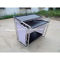 Dj Booth For Sale >> Outdoor Movable Aluminum Dj Folding Table Dj Booth Of Sgaier