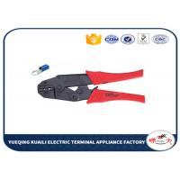 Quality Red Ratchet Hand Terminal Crimping Tool LY-03C for crimping terminal lugs,cable lugs crimping tool for sale