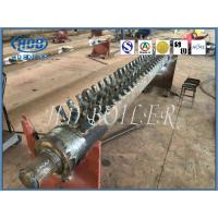 Quality Natural Circulation Manifold Header Industrial Steam Boiler Parts SGS Passed for sale