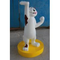 Quality cartoon statue cartoon funny cat  statue in garden/ plaza/ shopping mall for sale
