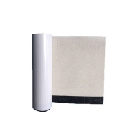 Quality good tensile strength an-ti uv hdpe pre applied high polymer self-adhesive waterproof film for sale