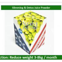 China Weight Loss Detox Enzyme Powder Supplement herbal extract fruit Natural Noni Fruit Powder For Clean Colon on sale