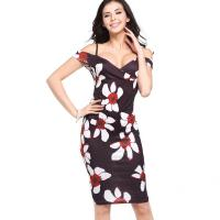 Quality 20DE730 In Stock Amazon Western Fashion Lady Adult Sexy Mature Women Dresses for sale