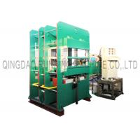 Quality Hot sale 400T pressure 2 working layers Rubber Hydraulic Molding Press Machine, Rubber Fender Molding Machinery for sale