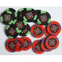 Quality 2012 Newly Custom Poker Chips for sale
