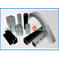 Quality Customer Design Extruded Aluminium Tube Alibaba for sale