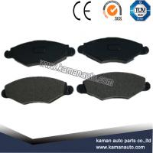 China peugeot 206 brake pads(D1143) on sale