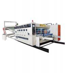 Quality Cardboard Paper Feeding Flexo Printing Slotting Die Cutting Machine for sale