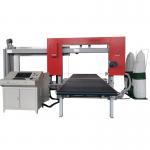 Quality CNC Dual Fast PU Foam Cutting Machine , Wire EVA Foam Sheet Cutting Machine for sale