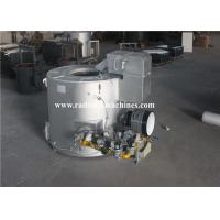 Quality Gas Fired Aluminum/ Metal Melting Furnaces 800 Kgs Capacity with Burning System for sale