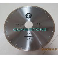 Quality Durable Stone Cutting Tools / Disc Blades For Cutting Granite Marble for sale