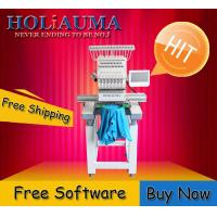 Quality Lowest embroidery machine prices for HO1501 single head high speed computer embroidery machine for sale