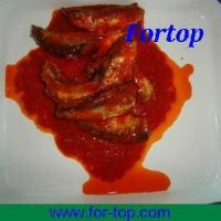Quality Canned Sardines in Tomato Paste for sale