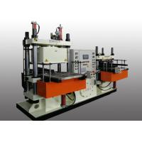 Buy High Precision Hydraulic Vulcanizing Press Hot Rubber Vulcanizing Equipment at wholesale prices