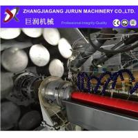 Buy cheap PVC Flexible Lay Flat Irrigation hose pipe extrusion line/making machine from Wholesalers