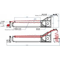Quality Tubular Fabric Reversing Machine Equipped Powerful Blower And Working Time Saving for sale