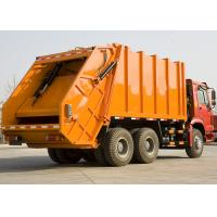 Quality High Performance Garbage Collection Truck , Solid Waste Management Trucks for sale