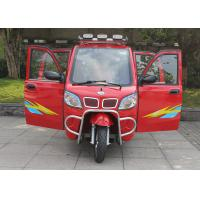 Quality Easy Operation Passenger Gasoline Tricycle With Automatic Manual Clutch 3 Wheels for sale