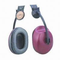 China Helmet Mounted Safety Ear Muffs, 24dB Noise on sale