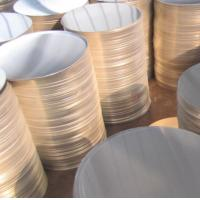Quality Spinning Treatment Aluminium Discs Circles 1050 1100 3003 5052 For Utensils Cookware for sale