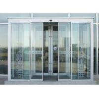 Buy cheap Induction Motorized Sliding Doors Automatic With Frame Or Frameless Frame from Wholesalers