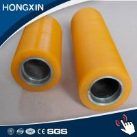 Quality 300mm, 600mm length laminating stamping heat transfer roller rubber for sale