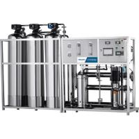 China Hotels Saltine Reverse Osmosis Water Purification Machine on sale