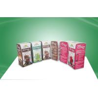 Quality Fruit Juice Paper Packaging Boxes Recyclable with Auto - lock for sale