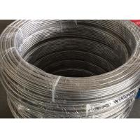 China 304 Stainless Steel Condenser Coil With Smooth Surface Durable And Micro on sale