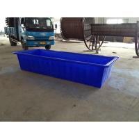 Rational virgin plastic rectangular horse water trough