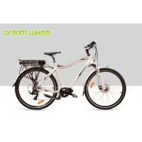 Buy 7 Speed 36V 350W Mid Drive Motor Electric Bike High Performance 700C MTB Tire at wholesale prices