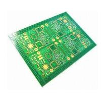 Quality Rigid PCB with Countersink Vias (NTC-2012091801) for sale