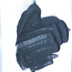 China Coated abrasive black carborundum/black nicalon/ black silicon carbide on sale
