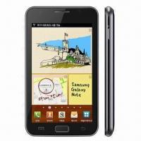 Quality 5.2-inch Analog TV Mobiles, Android 4.0, Capacitance Touch Screen, Wi-Fi, AGPS, Dual Camera, Dual-SI for sale