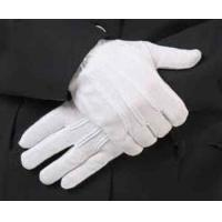 China 2013 Fashion new design useful high-quality white gloves for waiters on sale