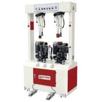 China Shoe Machine-Self-adjusting Hydraulic Sole Pressing Machine on sale