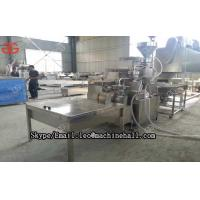 Quality 500kg/h Peanut Butter Production Line Manufacturer And Supplier In China for sale
