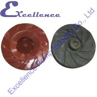 Quality Professional Abrasion Resistant Hydraulic Slurry Pump Impeller for sale