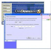 Mitchell On Demand 5 Car Diagnostic Software Tool for BMW