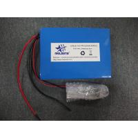 China 25.6V 10Ah LiFePO4 Electric Car Batteries (LFP8067220-8S1P, 256Wh) on sale