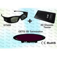 Quality 3D vision IR emitter and glasses for 3D Home Theater for sale