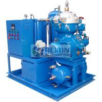 China 6 T/H Centrifugal Oil Separator Machine For Heavy Fuel Oil And Heavy Diesel Oil on sale