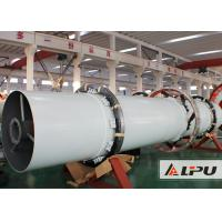 Buy cheap Energy efficiency Industrial Drum Drying Equipment For Coal / Rotary Drum Dryer from Wholesalers